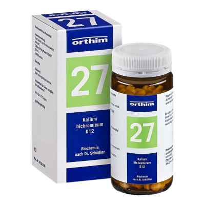 Biochemie Orthim 27 Kalium bichromicum D 12 Tabletten   bei apo.com bestellen