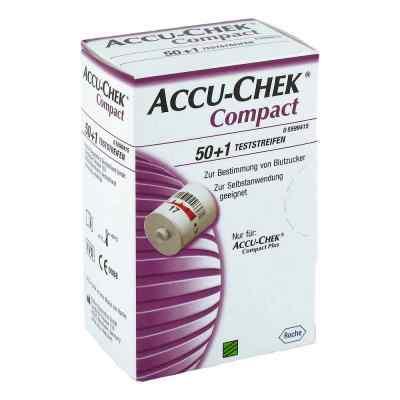 Accu Chek Compact Teststreifen  bei apo.com bestellen