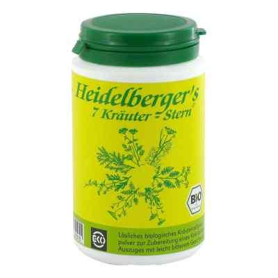 Bio Heidelbergers 7 Kräuter Stern Tee  bei apo.com bestellen