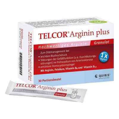 Telcor Arginin plus Beutel Granulat  bei apotheke-online.de bestellen