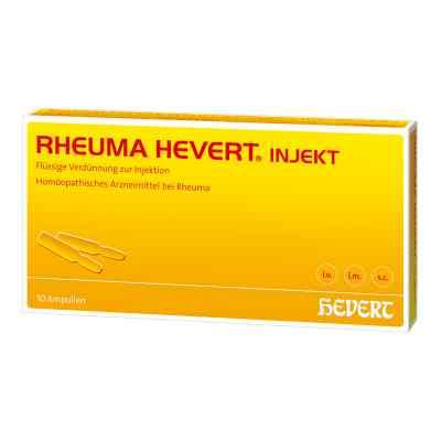 Rheuma Hevert injekt Ampullen  bei apo.com bestellen