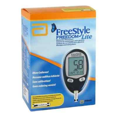 Freestyle Freedom Lite Set mmol/l ohne Codieren  bei vitaapotheke.eu bestellen