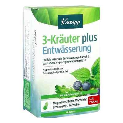 Kneipp 3-kräuter Entwässerung Kapseln  bei apo.com bestellen