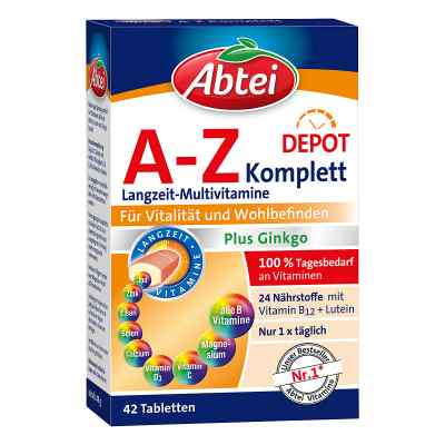Abtei A-z Complete Tabletten  bei apotheke-online.de bestellen