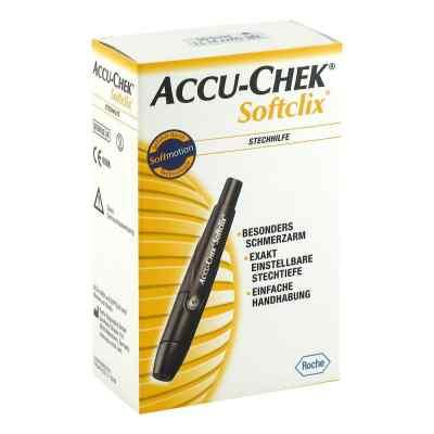 Accu Chek Softclix schwarz  bei apo.com bestellen
