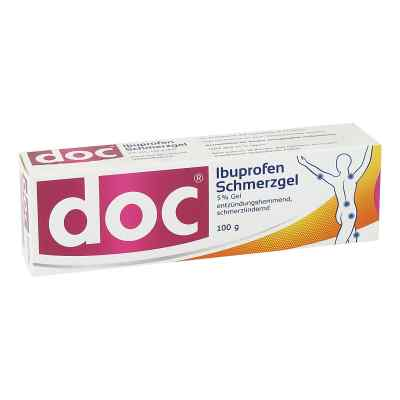 Doc Ibuprofen Schmerzgel 5%  bei apo.com bestellen