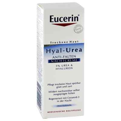 Eucerin Th Hyal Urea Anti Falten Nachtcreme  bei vitaapotheke.eu bestellen