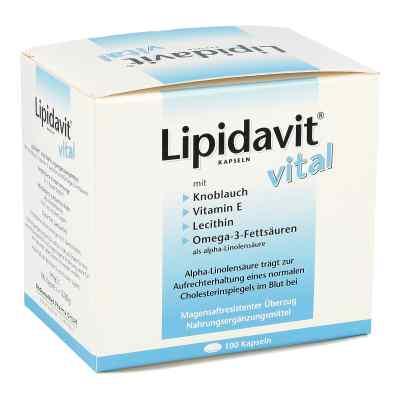 Lipidavit Vital Kapseln  bei apotheke-online.de bestellen