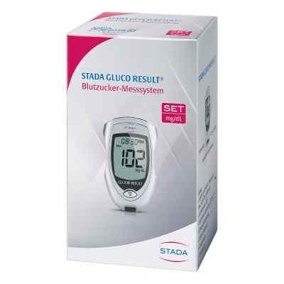 Stada Gluco Result Blutzuckermessgerät mg/dl  bei vitaapotheke.eu bestellen