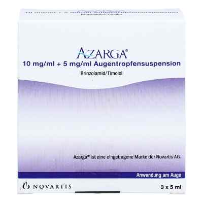 Azarga 10 mg/ml + 5 mg/ml Augentropfensuspension  bei apo.com bestellen