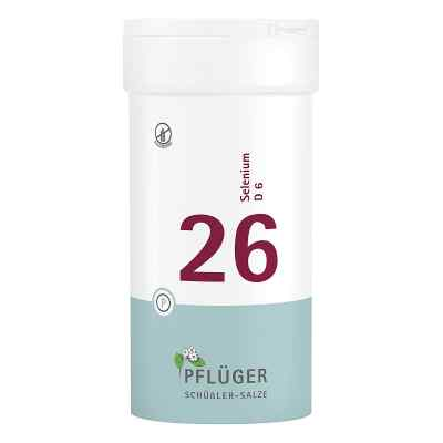 Biochemie Pflüger 26 Selenium D 6 Tabletten  bei apo.com bestellen