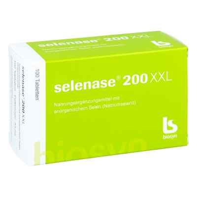 Selenase 200 Xxl Tabletten  bei apotheke-online.de bestellen