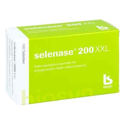 Selenase 200 Xxl Tabletten  bei vitaapotheke.eu bestellen