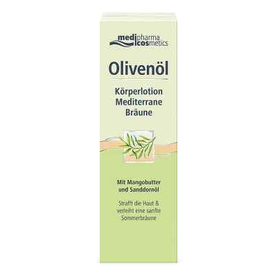 Olivenöl Körperlotion Mediterrane Bräune  bei apo.com bestellen