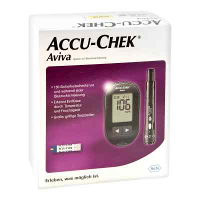 Accu Chek Aviva Iii Set mg/dl  bei apo.com bestellen