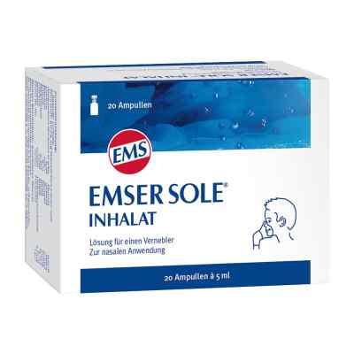 Emser Sole Inhalat Lösung für einen Vernebler  bei apo.com bestellen