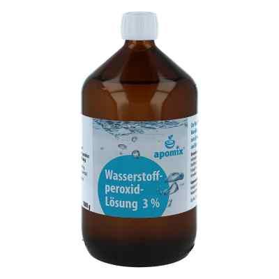 Wasserstoffperoxid 3% Dab 10 Lösung  bei apo.com bestellen