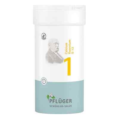Biochemie Pflüger 1 Calcium fluor.D 12 Tabletten  bei apo.com bestellen
