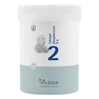 Biochemie Pflüger 2 Calcium phosphoricum D6 Tabletten  bei apo.com bestellen