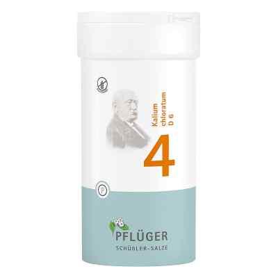 Biochemie Pflüger 4 Kalium chloratum D6 Tabletten  bei apo.com bestellen