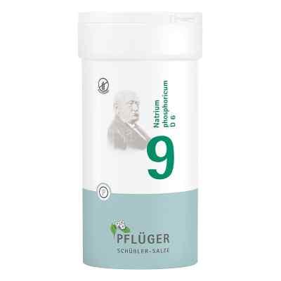 Biochemie Pflüger 9 Natrium phosphoricum D6 Tabletten  bei apo.com bestellen