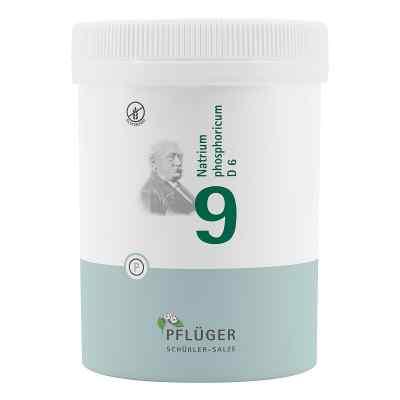 Biochemie Pflüger 9 Natrium phosphoricum D  6 Tabletten  bei apo.com bestellen