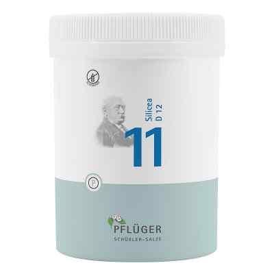 Biochemie Pflüger 11 Silicea D 12 Tabletten  bei vitaapotheke.eu bestellen