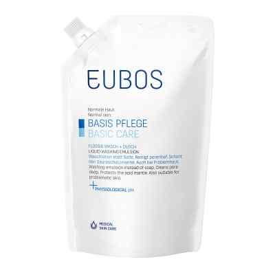 Eubos Flüssig blau Nachfüllpackung unparfüm.  bei vitaapotheke.eu bestellen