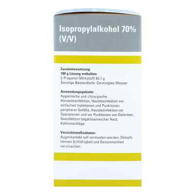 Isopropylalkohol 70% Hedinger  bei apo.com bestellen