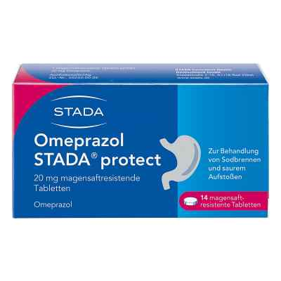 Omeprazol STADA protect 20mg  bei apotheke-online.de bestellen