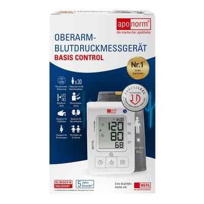 Aponorm Blutdruck Messgerät Basis Control O.arm  bei apotheke-online.de bestellen