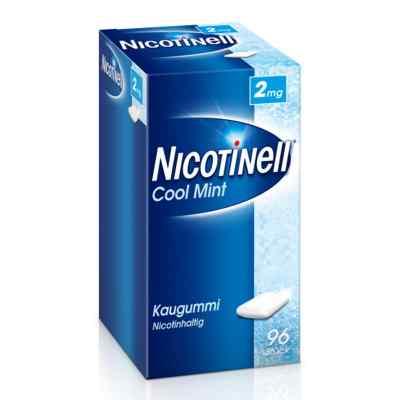 Nicotinell 2mg Cool Mint  bei vitaapotheke.eu bestellen
