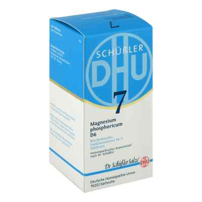 Biochemie Dhu 7 Magnesium phosphoricum D  6 Tabletten  bei vitaapotheke.eu bestellen