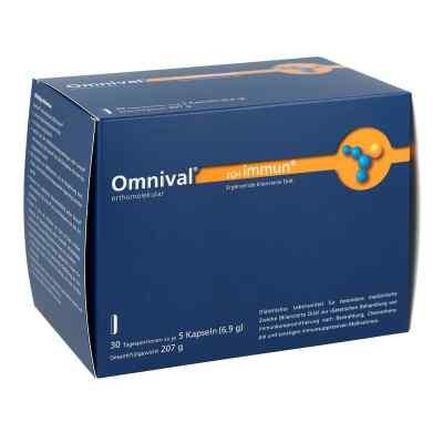 Omnival orthomolekul.2OH immun 30 Tp Kapseln  bei apo.com bestellen