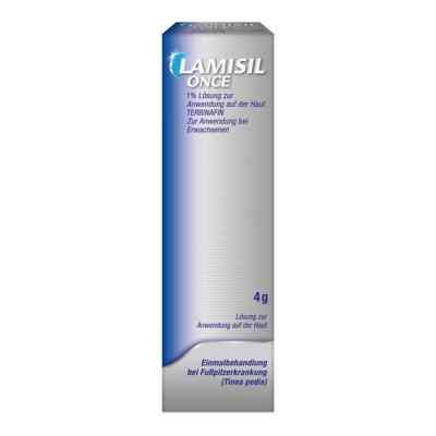 Lamisil Once 1% zur Anwendung auf der Haut  bei apotheke-online.de bestellen