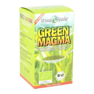 Green Magma Gerstengrasextrakt Pulver  bei apo.com bestellen