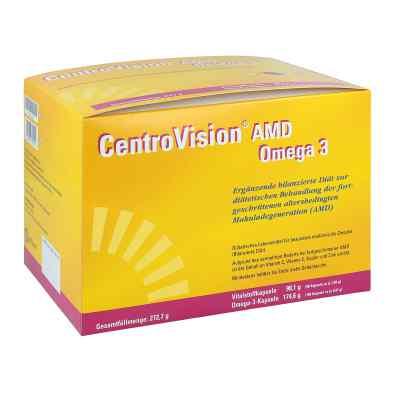 Centrovision Amd Omega 3 Kapseln  bei vitaapotheke.eu bestellen