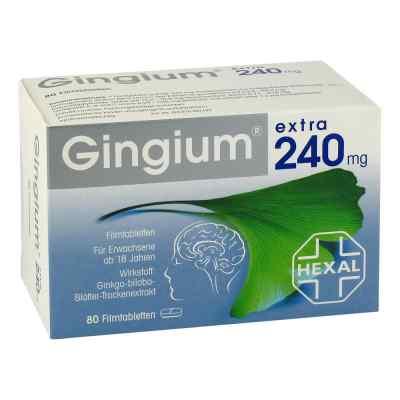 Gingium extra 240mg  bei apotheke-online.de bestellen