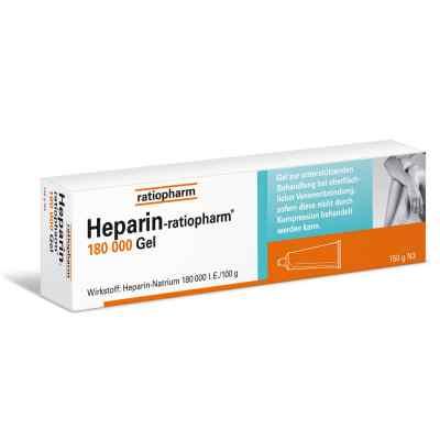 Heparin-ratiopharm 180000  bei vitaapotheke.eu bestellen