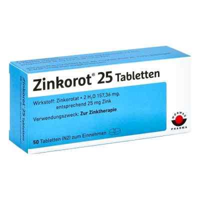 Zinkorot 25  bei apo.com bestellen