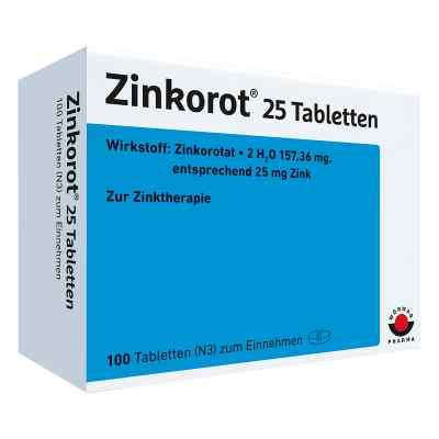 Zinkorot 25  bei apotheke-online.de bestellen