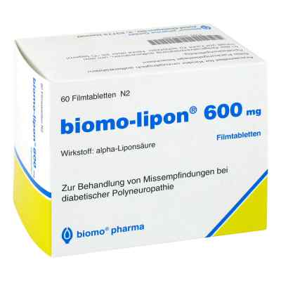 Biomo-Lipon 600  bei apo.com bestellen