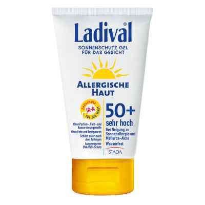 Ladival allergische Haut Gel Gesicht Lsf 50+  bei apo.com bestellen