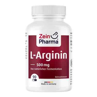 La-l-arginin Kapseln  bei apotheke-online.de bestellen