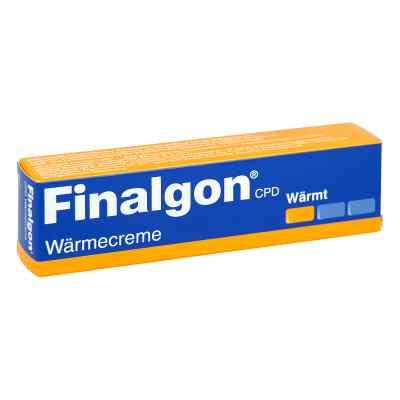 Finalgon CPD Wärmecreme 50 g bei Muskelschmerzen  bei apotheke-online.de bestellen