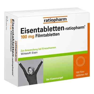 Eisentabletten-ratiopharm 100mg  bei apo.com bestellen