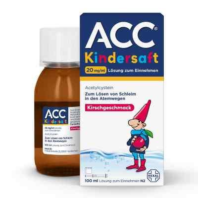 Acc Kindersaft Erfahrungen