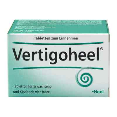 Vertigoheel Tabletten  bei vitaapotheke.eu bestellen