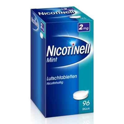 Nicotinell 2mg Mint  bei apotheke-online.de bestellen