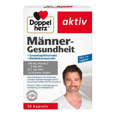 Doppelherz Männer-gesundheit Kapseln  bei apo.com bestellen
